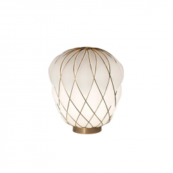PINECONE Medium - Table Lamp - Designer Lighting -  Silvera Uk