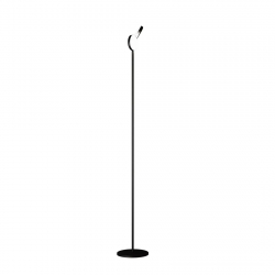 OPTUNIA - Floor Lamp - Designer Lighting -  Silvera Uk