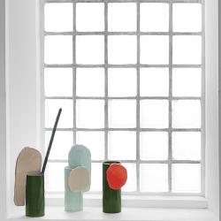 DÉCOUPAGE Disque Vase - Vase - Accessories - Silvera Uk