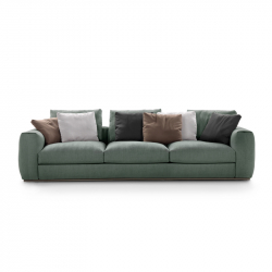 ASOLO - Sofa - Designer Furniture -  Silvera Uk