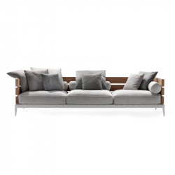 ANSEL - Sofa - Designer Furniture -  Silvera Uk
