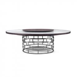 CROWN - Dining Table - Designer Furniture -  Silvera Uk