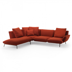 DOVE corner sofa - Sofa - Designer Furniture -  Silvera Uk