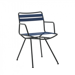 DAN with armrests - Dining Chair -  -  Silvera Uk
