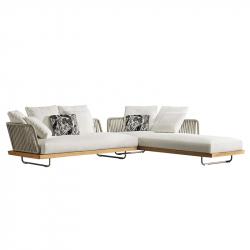 SUNRAY - Sofa -  -  Silvera Uk
