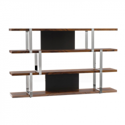 DALTON CHROME - Shelving - Designer Furniture -  Silvera Uk