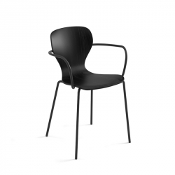 EARS metal lowe with arm rests - Dining Chair - Themes -  Silvera Uk