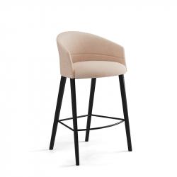 COPA wooden legs - Bar Stool - Designer Furniture -  Silvera Uk