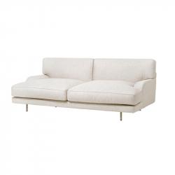 FLANEUR 2-seater - Sofa -  -  Silvera Uk
