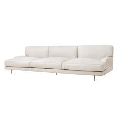 FLANEUR 3-seater - Sofa -  -  Silvera Uk