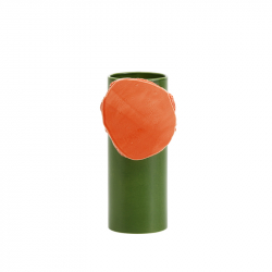 DÉCOUPAGE Disque Vase - Vase -  -  Silvera Uk