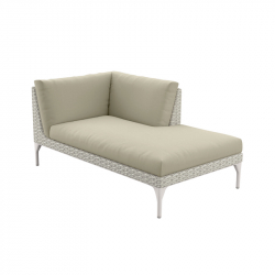 MU Daybed left - Sofa - Spaces -  Silvera Uk