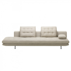 GRAND SOFA 3½ places - Sofa - Showrooms -  Silvera Uk