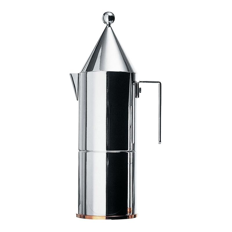Cafetière espresso LA CONICA - Accueil - Racine - Silvera Uk