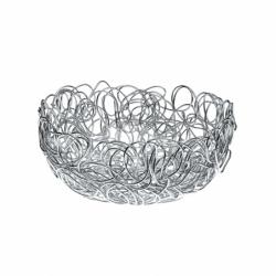 Basket NUVEM Ø 30 x H 12 - Accueil -  -  Silvera Uk