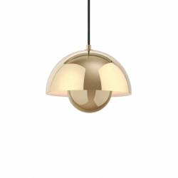 FLOWERPOT VP1 - Pendant Light - Showrooms -  Silvera Uk