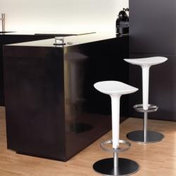 BABAR Height-adjustable - Bar Stool - Designer Furniture - Silvera Uk