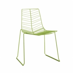 LEAF - Dining Chair -  -  Silvera Uk