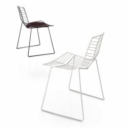 LEAF Chair cushion - Cushion - Accessories - Silvera Uk