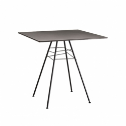 LEAF TABLE 79x79 - Dining Table -  -  Silvera Uk