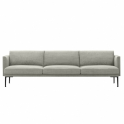 STEEVE 3 seater - Sofa -  -  Silvera Uk