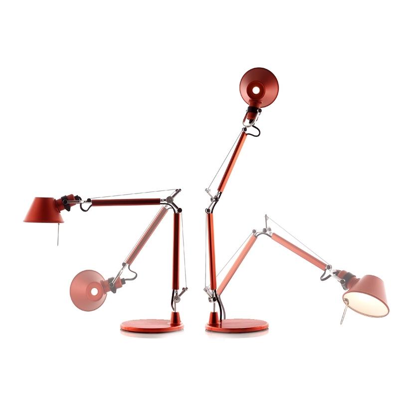 TOLOMEO MICRO - Desk Lamp - Designer Lighting - Silvera Uk