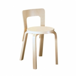 65 - Dining Chair - Designer Furniture -  Silvera Uk