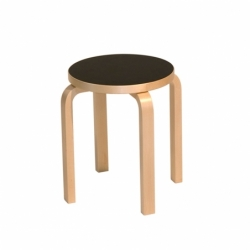 E60 4 legs - Stool - Designer Furniture -  Silvera Uk