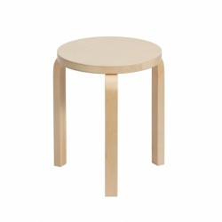 60 - Stool - Designer Furniture - Silvera Uk