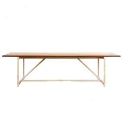 STRIPE TABLE - Desk - Designer Furniture -  Silvera Uk