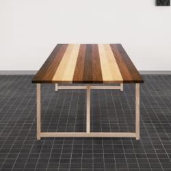 STRIPE TABLE - Desk - Designer Furniture - Silvera Uk