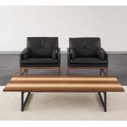 STRIPE COFFEE TABLE - Coffee Table - Designer Furniture - Silvera Uk