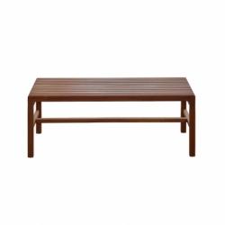 SLAT BENCH - Designer Bench - Designer Furniture -  Silvera Uk