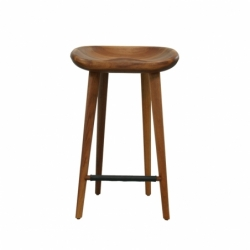 TRACTOR STOOL - Bar Stool - Designer Furniture -  Silvera Uk