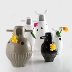 SHOWTIME 2 Vase - Vase - Accessories - Silvera Uk