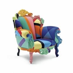 PROUST GEOMETRICA - Easy chair - Designer Furniture - Silvera Uk