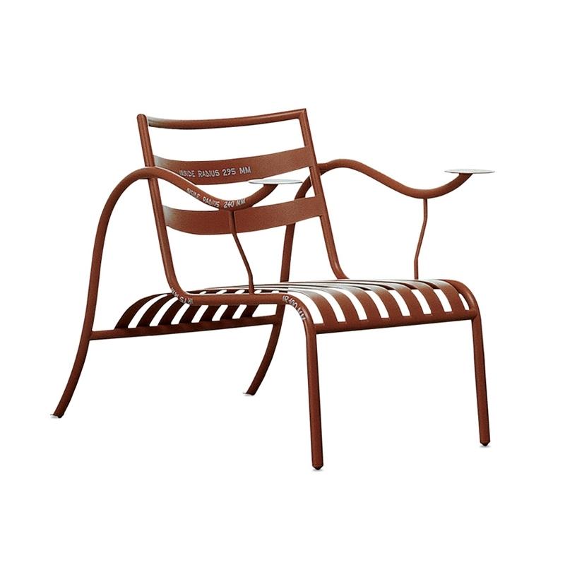 THINKING MAN'S CHAIR - Easy chair - Designer Furniture - Silvera Uk