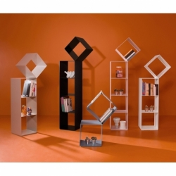 DROP medium bookcase - Shelving - Designer Furniture - Silvera Uk