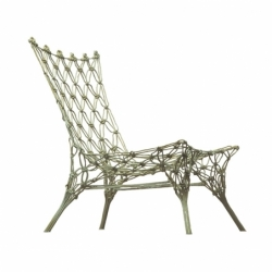 KNOTTED CHAIR - Easy chair - Designer Furniture -  Silvera Uk