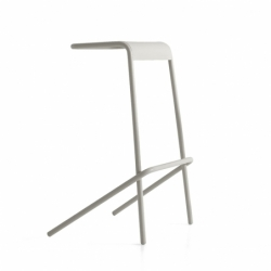 ALODIA H 70cm - Bar Stool - Designer Furniture -  Silvera Uk