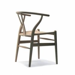 WISHBONE ARMCHAIR CH24 - Dining Armchair - Designer Furniture - Silvera Uk