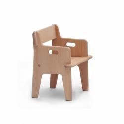 PETER CH410 child's chair - Seat -  -  Silvera Uk