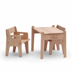 PETER CH410 child's chair - Seat - Child - Silvera Uk