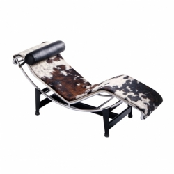 sunlounger LC4 spotted skin - Easy chair - Accueil -  Silvera Uk