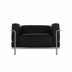 LC3 - Easy chair - Designer Furniture -  Silvera Uk