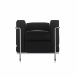 LC2 - Easy chair - Designer Furniture -  Silvera Uk