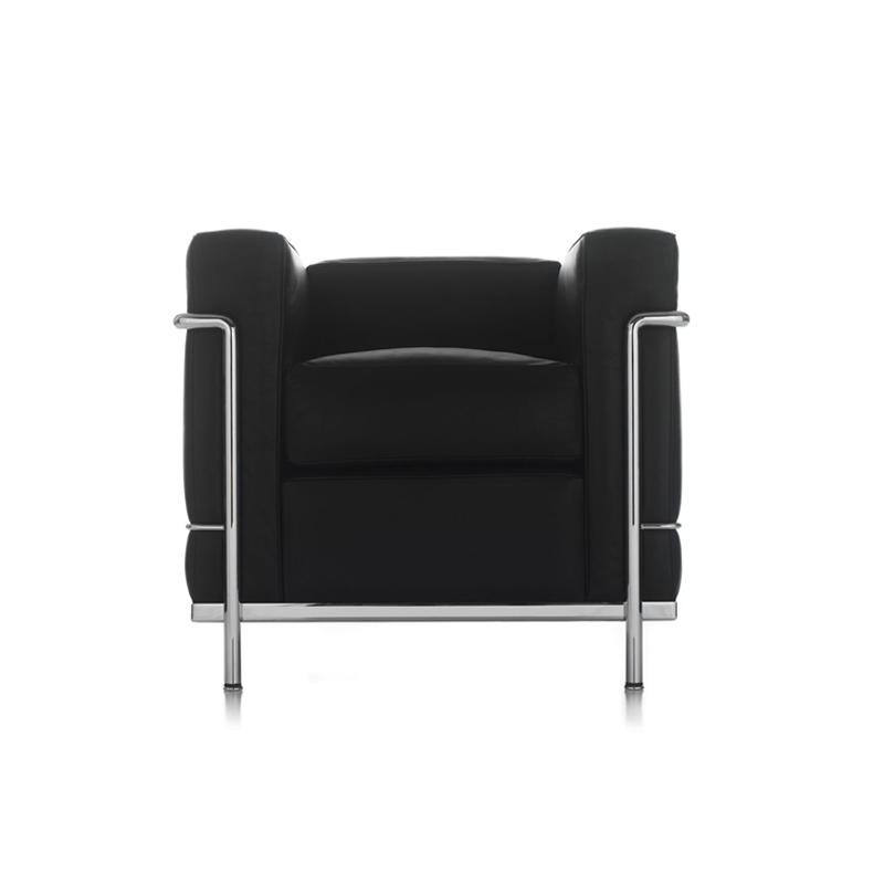 LC2 - Easy chair - Designer Furniture - Silvera Uk