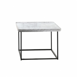 381 TOREI square 61x61 H 41 marble - Coffee Table - Designer Furniture -  Silvera Uk