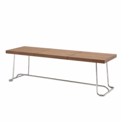 BRERA - Designer Bench -  -  Silvera Uk