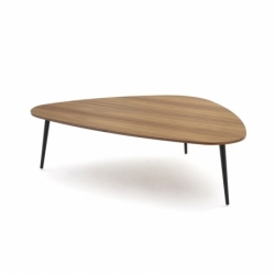 SOHO L 125 - Coffee Table - Spaces -  Silvera Uk